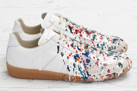 c7ff1f1c8dfd54 The controversy behind the Replica Paint Splatter model is virtually the  same shoe as the Replica