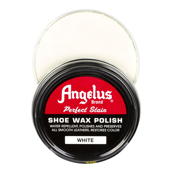 Angelus White Shoe Wax Polish