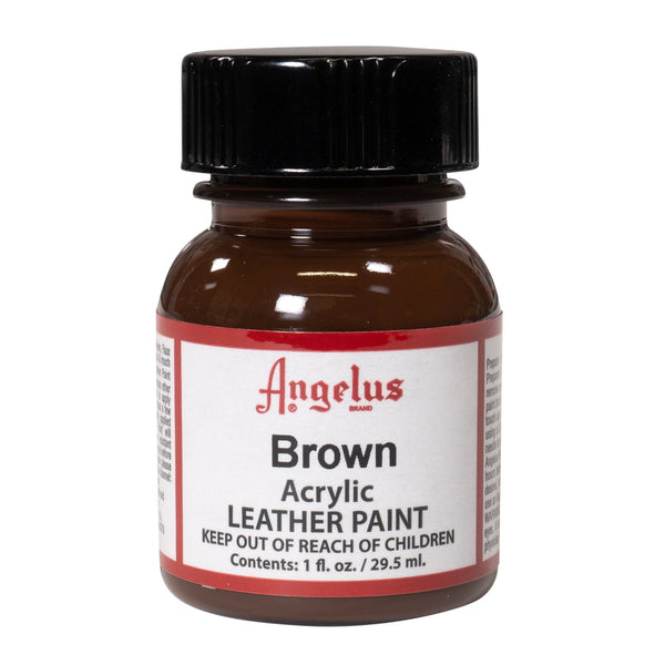 Angelus acrylic leather paints are your best choice for custom sneaker projects.