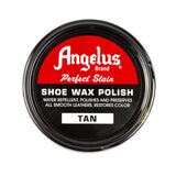 Angelus Tan Shoe Wax Polish