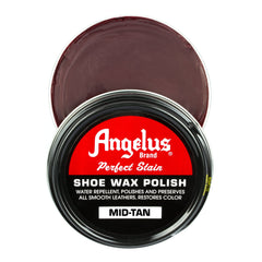 Angelus Mid-Tan Shoe Wax Polish