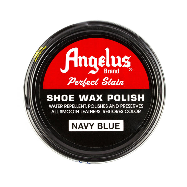 united states best service sale usa online Angelus Navy Blue Shoe Wax Polish