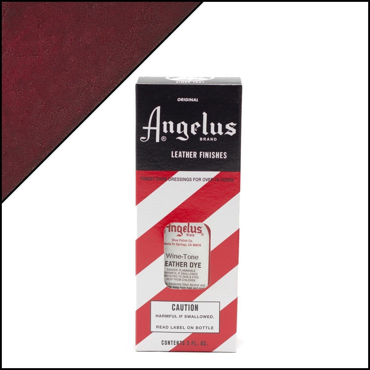 how to use angelus leather dye