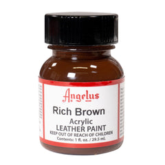 Angelus Rich Brown Paint