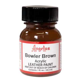 Angelus Bowler Brown Paint