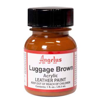 Angelus Luggage Brown Paint
