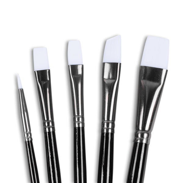 Angelus Paint Brush Set were made exclusively for Angelus Paint.