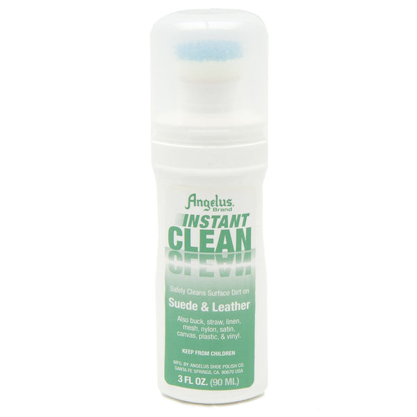 Angelus Instant Clean is like a leather repair kit in a bottle.