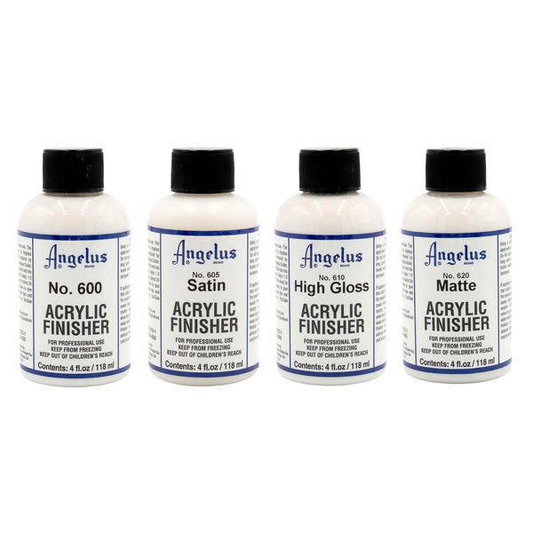 Angelus Acrylic Finisher - 4 oz.