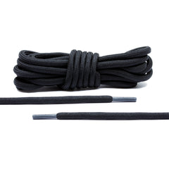 Black Rope Laces