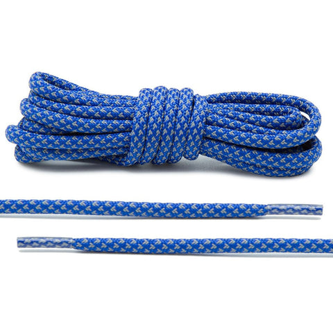 Blue 3M Inverse Rope Laces