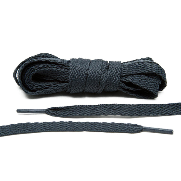 Pick up a pair of Charcoal Grey shoe laces for your Jordan IX's.