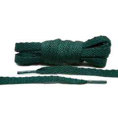 Dark Green Shoe Laces