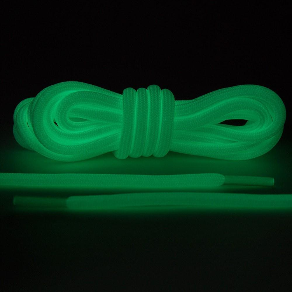 Glow In The Dark Rope Laces Lace Lab Rope Laces Sneakers Laces