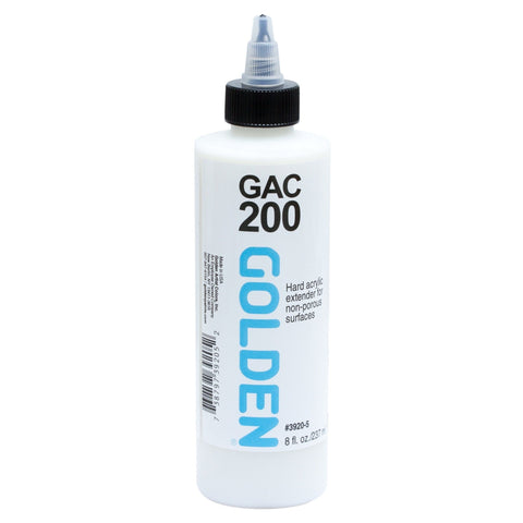 Angelus Direct GAC-200 promoted adhesion of Angelus paints to non-porous surfaces.