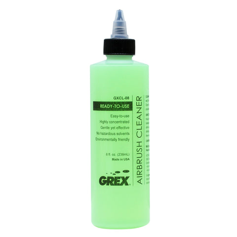 Grex Airbrush and Paintbrush cleaner