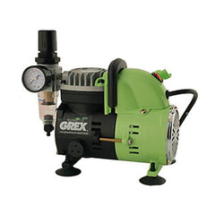Grex Portable Compressor - 1/8 HP 120V