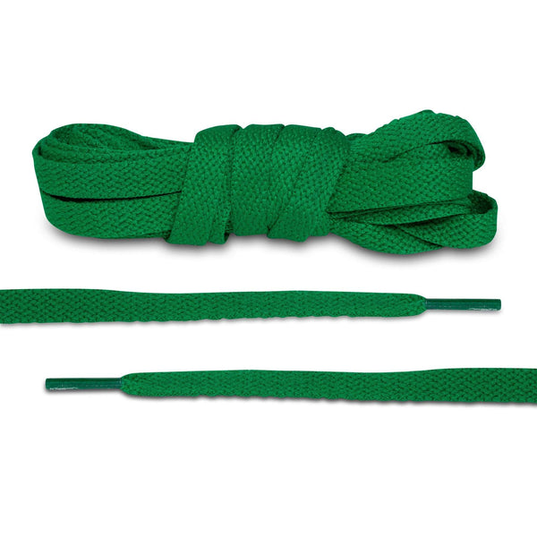 Kelly Green  Jordan 1 Replacement Shoelaces by Lace Lab