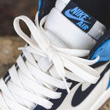 Sail Jordan 1 Replacement Shoelaces