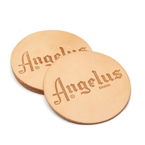 Angelus Leather Coaster