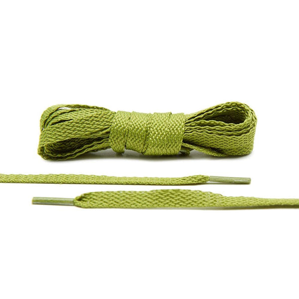Olive Shoelaces by Lace Lab