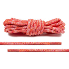 Orange Multi-Color Rope Laces