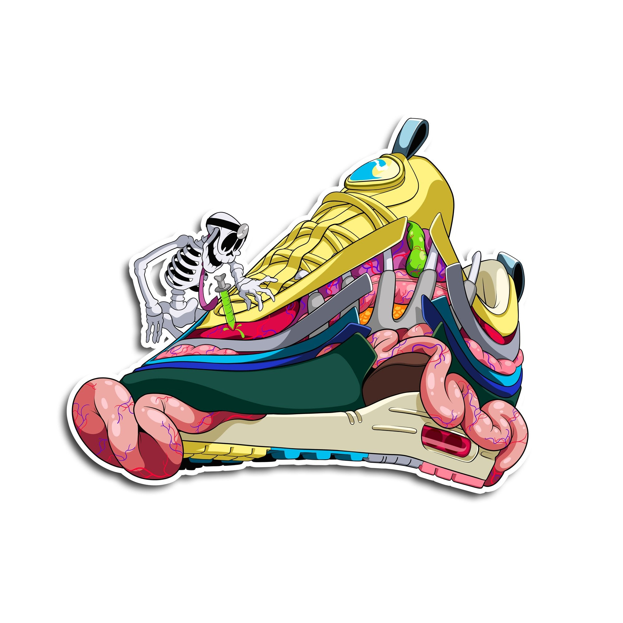 sean wotherspoon am 197 sticker