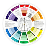 Pocket Color Wheel - Mixing Guide
