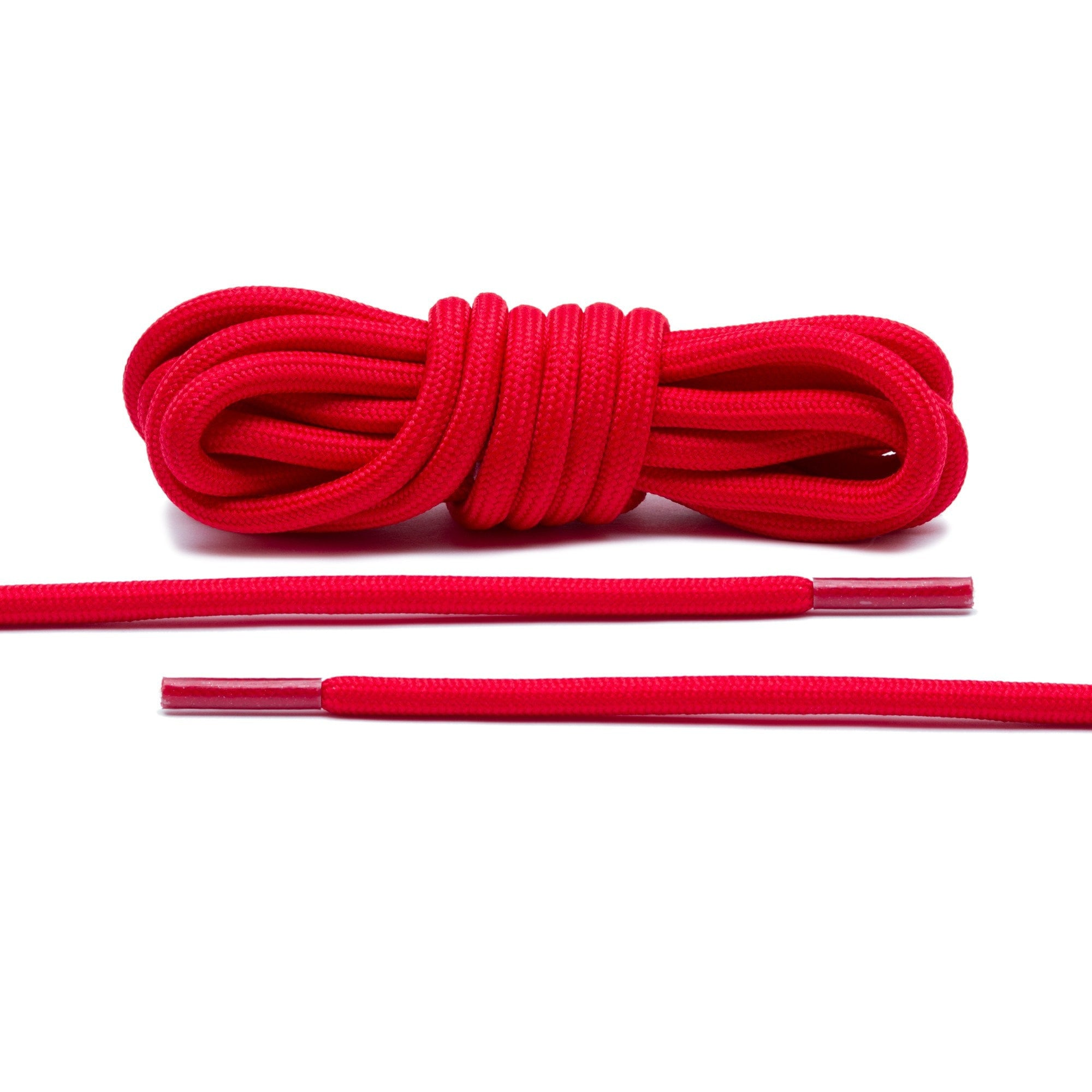 Red Rope Laces   Lace Lab Rope Laces