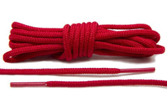 Red Roshe-Style Laces