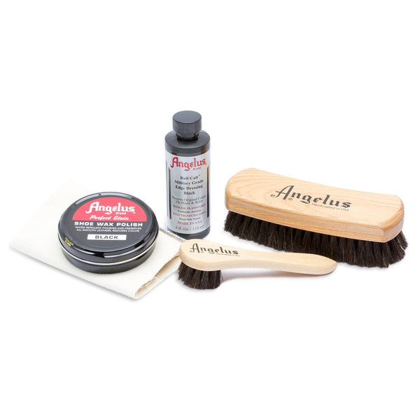 Military Shoe Shine Kit