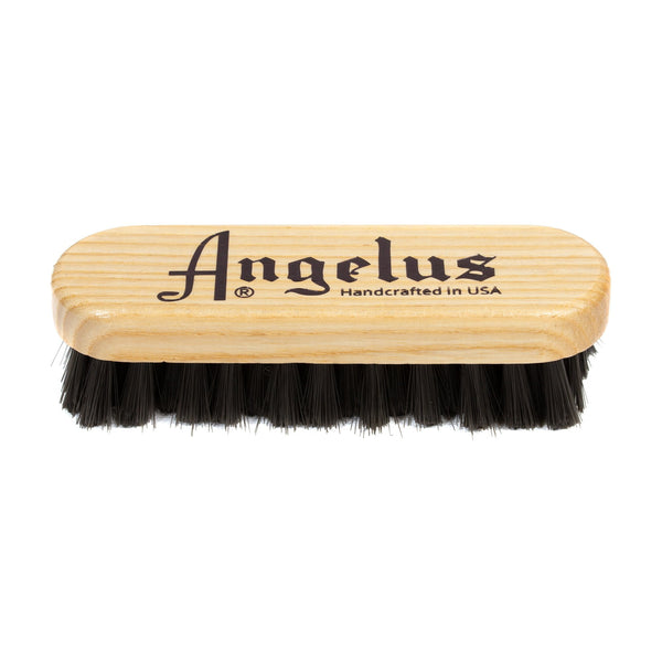 The Angelus Brush is a must have for cleaning your sneakers.