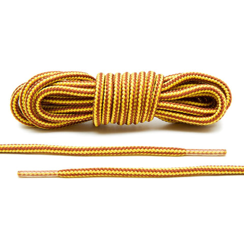 Yellow/Tan Boot Laces