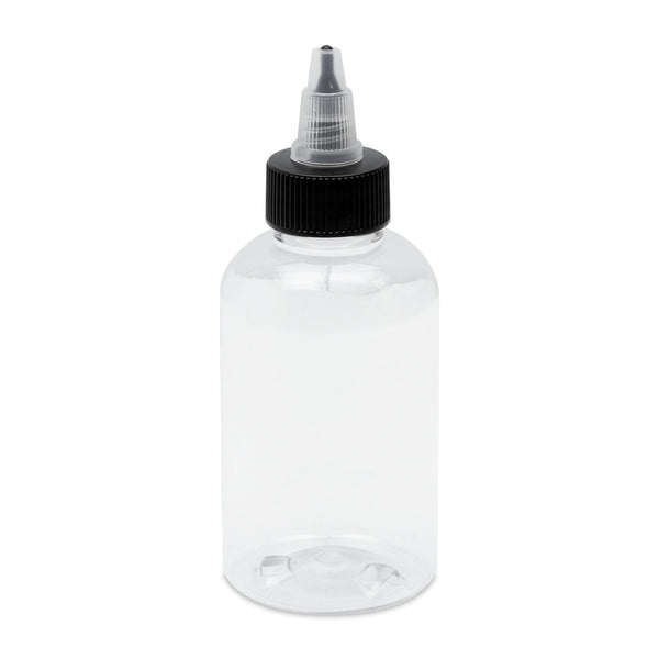 4 oz. Empty Bottle w/ Easy-Pour Cap