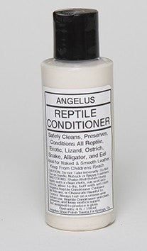 Angelus makes the Deep Conditioning Exotic Skin Cream to keep your gator skin shoes like 100%.
