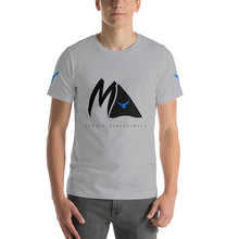 Load image into Gallery viewer, Morals Arrivederci Logo T-Shirt BlueBirds