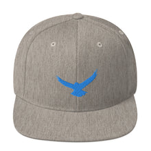 Load image into Gallery viewer, Morals Arrivederci Eagle Snapback Hat