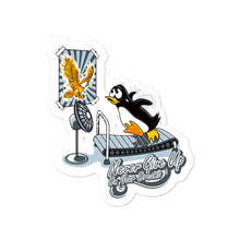 Load image into Gallery viewer, Morals Arrivederci - Penguin - NeverGiveUpOnYourDreams Stickers