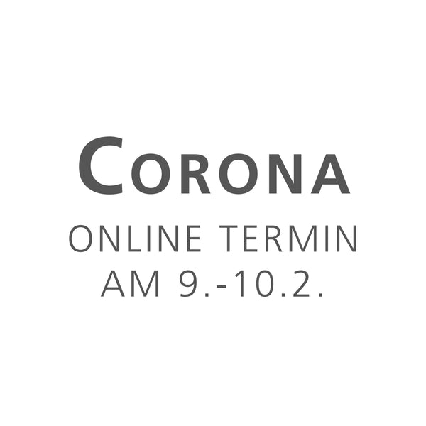 Corona - Alternative Therapieansätze