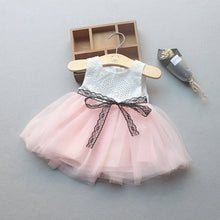 Load image into Gallery viewer, Embroidered Tutu Dress