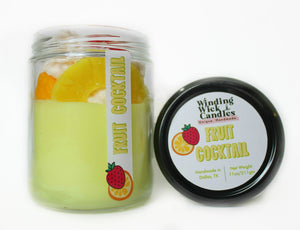 Fruit Cocktail Candle 11oz. SKU: DWFC-YO06