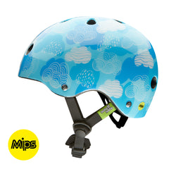 HEAD IN THE CLOUDS W/MIPS (BABY NUTTY) BABY HEAD HELMET
