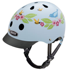 Bluebirds & Bees (Little Nutty) - Nutcase Helmets - 1