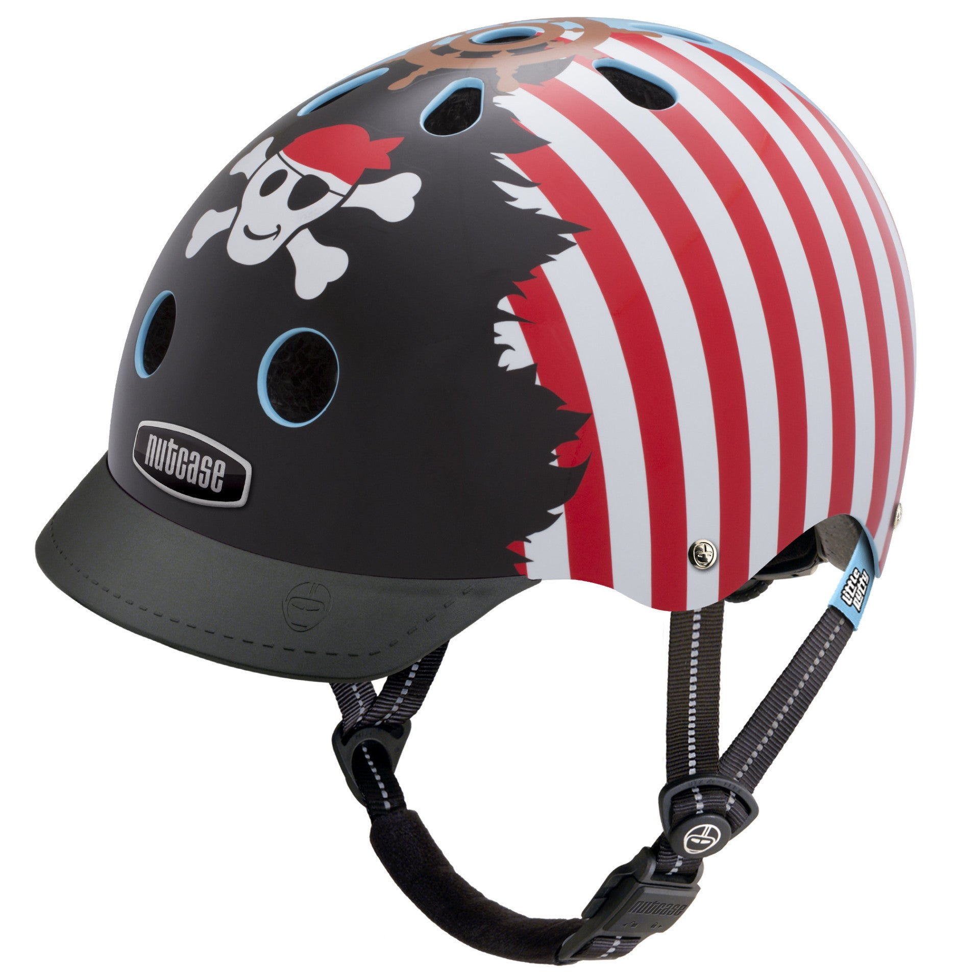 Ahoy! (Little Nutty) - Nutcase Helmets - 1