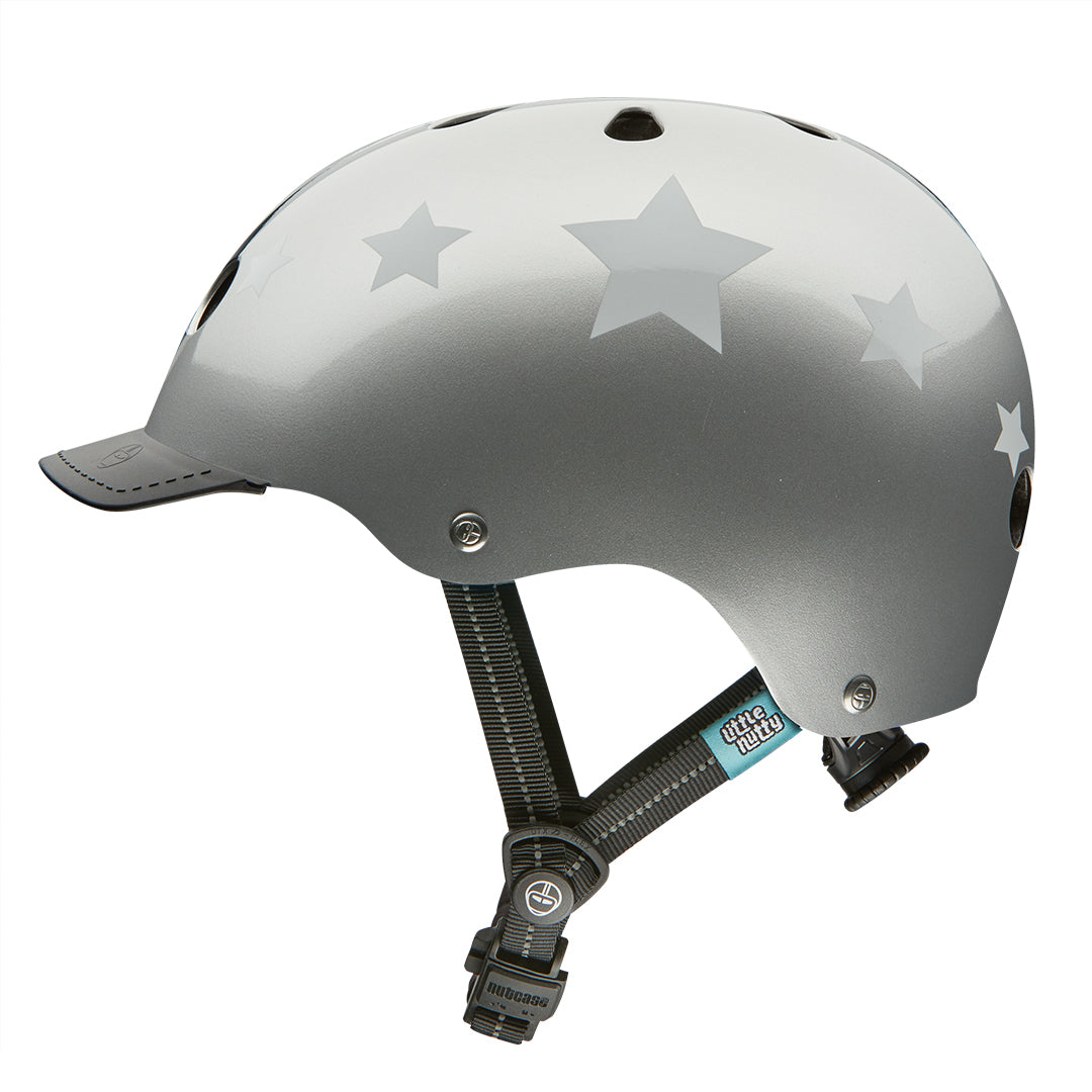 SILVER FLY KIDS BIKE HELMET