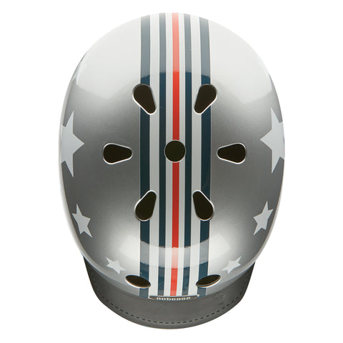 Silver Fly (Little Nutty) - Nutcase Helmets - 1