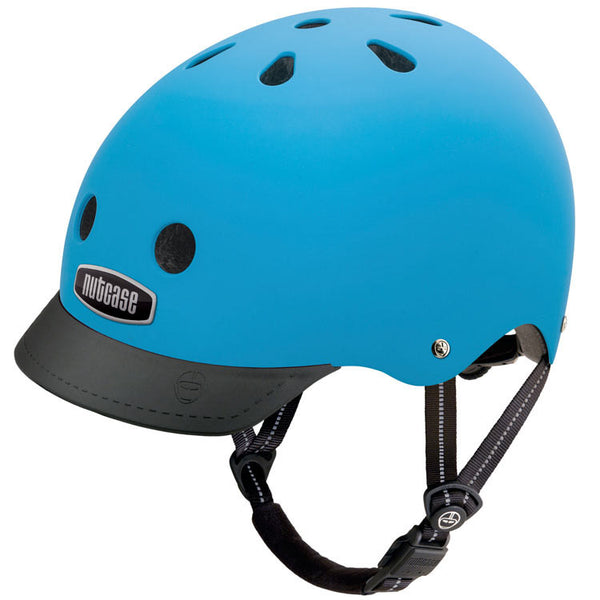 Bay Blue - Nutcase Helmets - 1