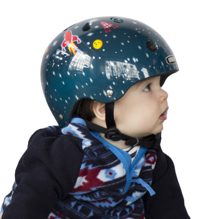 Outer Space Baby Nutty Nutcase Helmets