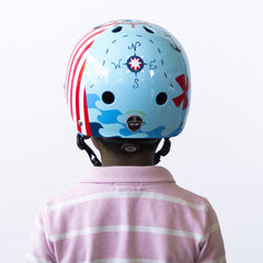 Ahoy! (Little Nutty) - Nutcase Helmets - 4