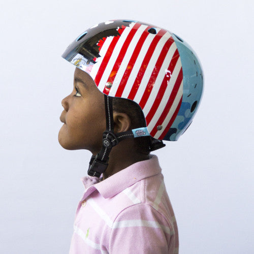 Ahoy! (Little Nutty) - Nutcase Helmets - 5